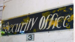 plate security office